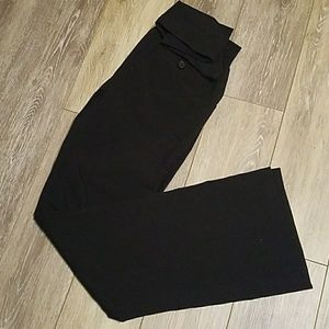 Liz Lange Maternity black dress pants